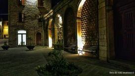 piazza luceoli. notte d'estate. agosto 2014.
