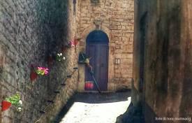 via della torre. il borgo.